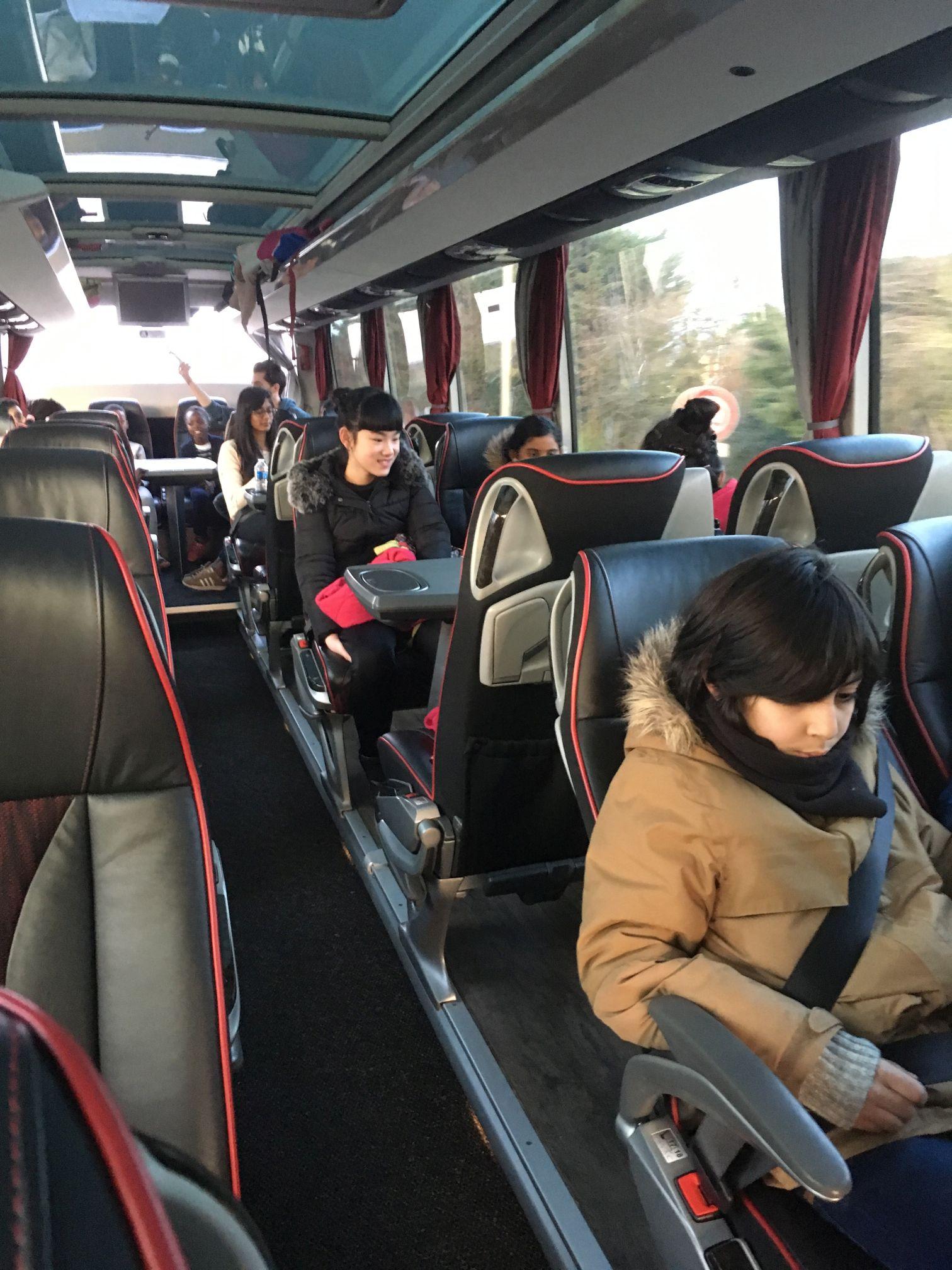 Voyage en Car